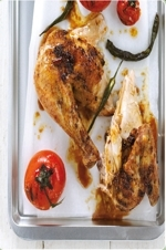 Paleo Living chicken and spice