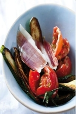 Paleo living Ham and tomato recipes